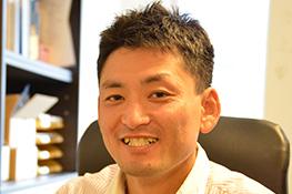 会社ホームページ 伊藤社長
